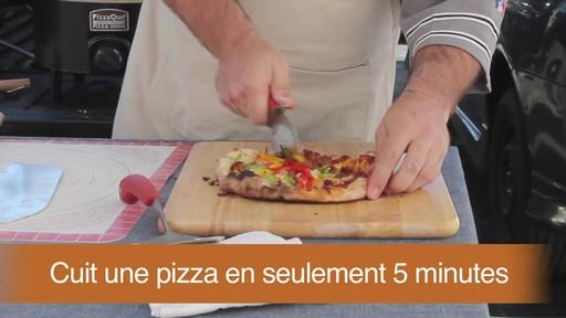 Four à pizza PizzaQue- Vue d'ensemble - image 5 from the video