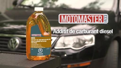Additif de carburant avec antigel MotoMaster - image 1 from the video
