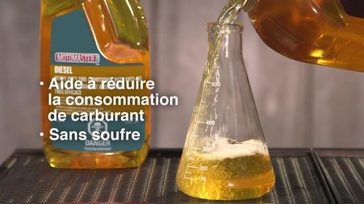 Additif de carburant avec antigel MotoMaster - image 6 from the video