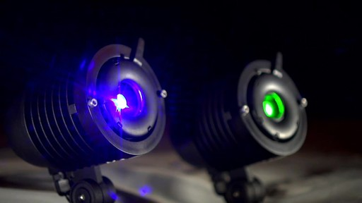 Piquet lumineux à laser Bliss - image 4 from the video