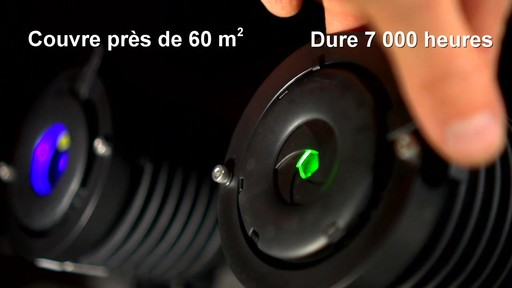 Piquet lumineux à laser Bliss - image 5 from the video