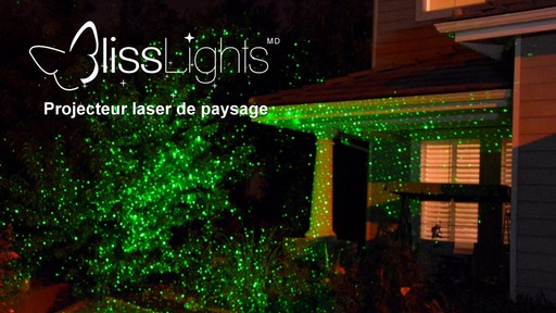 Piquet lumineux à laser Bliss - image 9 from the video