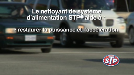 Nettoyant de système d'alimentation STP - image 7 from the video
