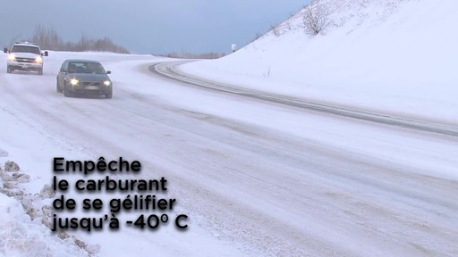 L'antigélifiant pour carburant diesel avec conditionneur Motor Medic - image 5 from the video