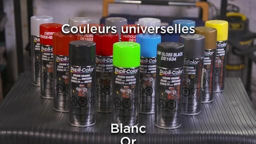 Émail à moteur Dupli-Color - image 8 from the video