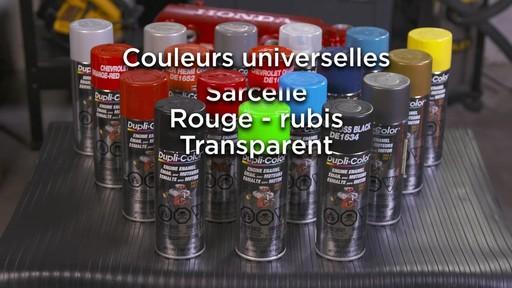 Émail à moteur Dupli-Color - image 9 from the video