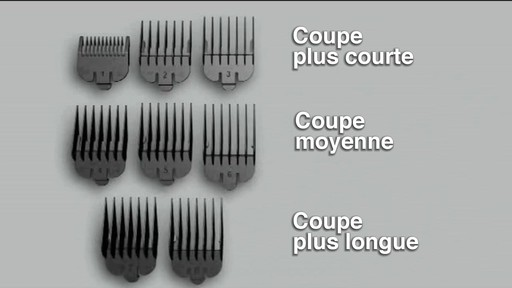 Tondeuse à barbe Wahl à pile - image 6 from the video