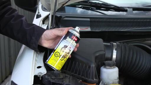 Nettoyant de débitmètre d'air massique SensorKleen - image 2 from the video