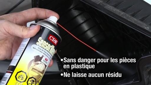 Nettoyant de débitmètre d'air massique SensorKleen - image 5 from the video