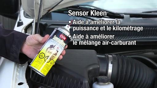 Nettoyant de débitmètre d'air massique SensorKleen - image 6 from the video