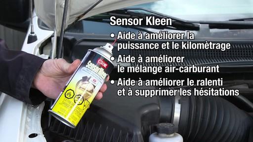 Nettoyant de débitmètre d'air massique SensorKleen - image 7 from the video