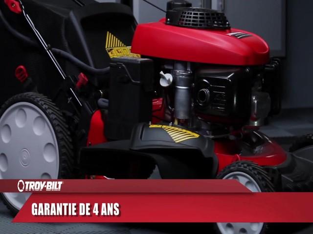 Tondeuse à démarrage électrique Troy-Bilt  - image 10 from the video