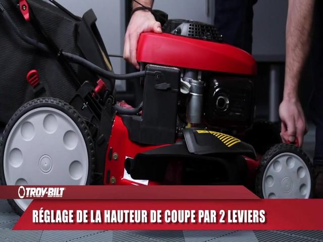 Tondeuse à démarrage électrique Troy-Bilt  - image 5 from the video