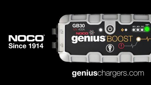 Températures extrêmes: Démarreur de batterie NOCO Genius Boost - image 10 from the video