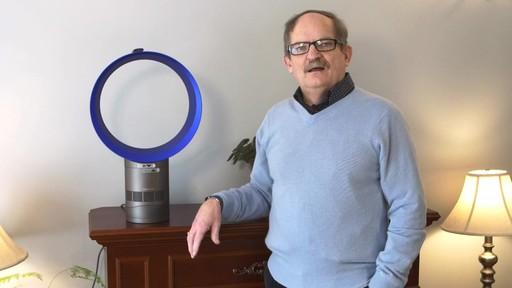 Ventilateur de bureau Dyson CoolMC – Témoignage de Jim - image 1 from the video