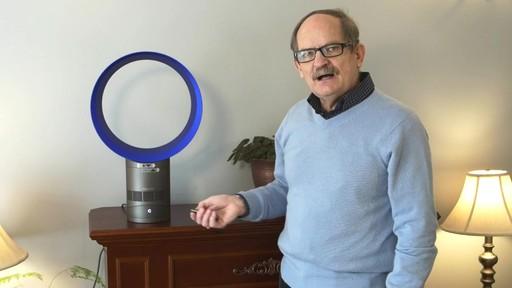Ventilateur de bureau Dyson CoolMC – Témoignage de Jim - image 5 from the video