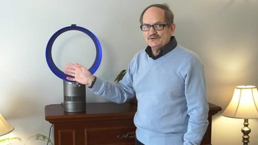 Ventilateur de bureau Dyson CoolMC – Témoignage de Jim - image 9 from the video