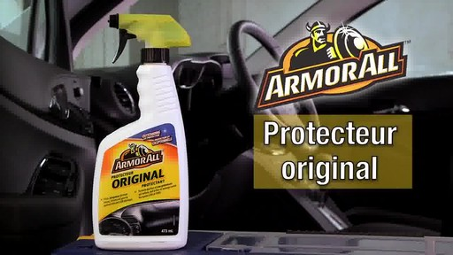 Produit de protection Armor All - image 1 from the video