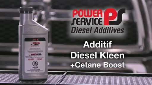 Additif Diesel Kleen avec remonteur de cétane - image 10 from the video