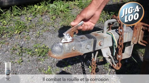 Graisse Jig-A-Loo Super Grease - image 6 from the video
