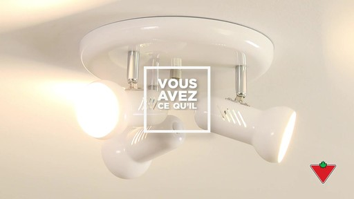 Comment installer un luminaire - image 10 from the video