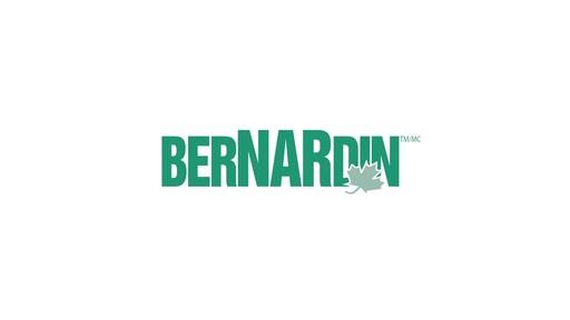 Bernardin bocaux mason décorative 250 ml - image 9 from the video