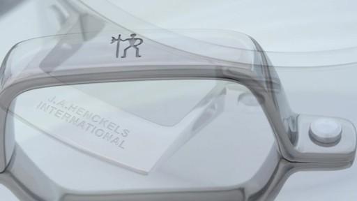 Batterie de cuisine revêtue Henckels, 10 pces - image 1 from the video