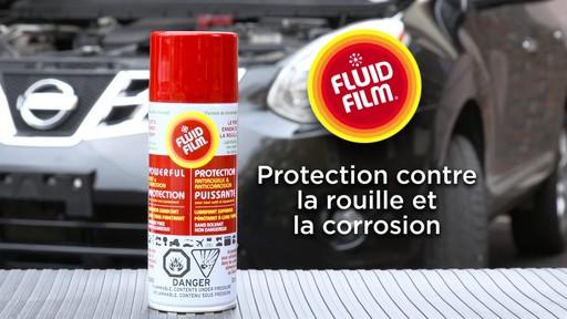 Lubrifiant et pénétrant anti-rouille Fluid Film - image 10 from the video