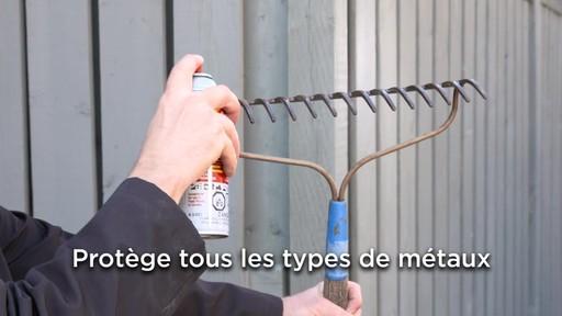 Lubrifiant et pénétrant anti-rouille Fluid Film - image 5 from the video