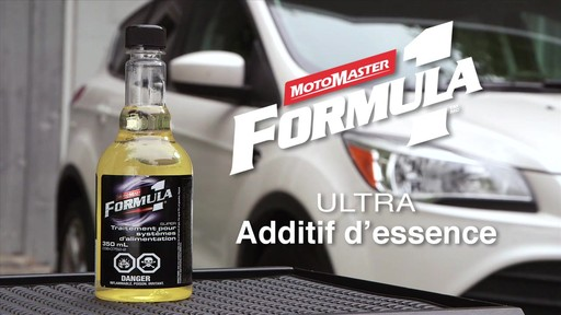 Additif d'essence MotoMaster F1 Ultra - image 1 from the video