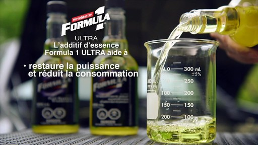 Additif d'essence MotoMaster F1 Ultra - image 6 from the video