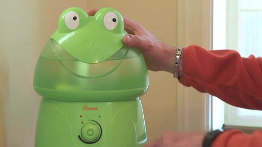 Humidificateur ultrasonique Crane, grenouille- le témoignage de Franco - image 1 from the video