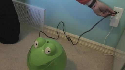 Humidificateur ultrasonique Crane, grenouille- le témoignage de Franco - image 8 from the video