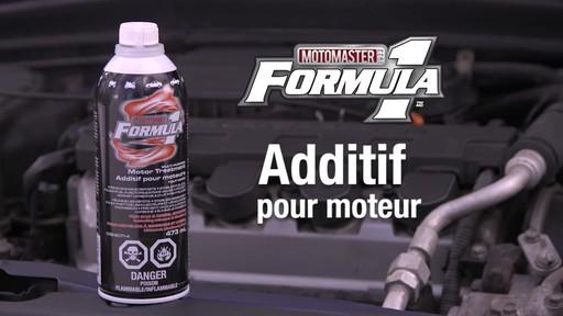 Traitement pour moteur Formula 1 - image 1 from the video