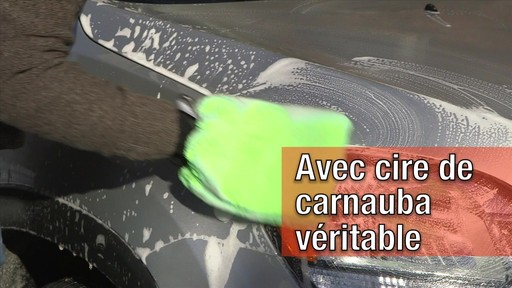 Nettoyant à la cire Ultra Shine Armor All - image 7 from the video