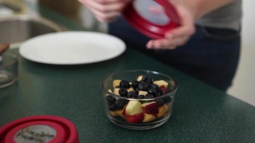 Plat de cuisson en verre Anchor Premium - Témoignage de Christine - image 8 from the video