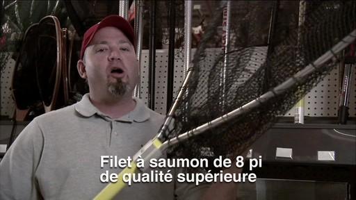 Filet à saumon de 8 pi de qualité supérieure - image 6 from the video