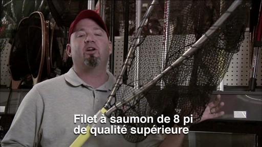 Filet à saumon de 8 pi de qualité supérieure - image 7 from the video
