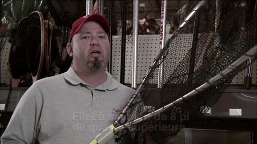 Filet à saumon de 8 pi de qualité supérieure - image 8 from the video