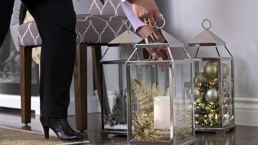 Comment donner du style à une lanterne  - image 1 from the video