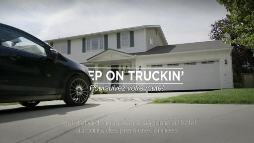 Poursuivez votre route!  - Bridget Duval (Nous jouons tous pour le Canada) - image 2 from the video