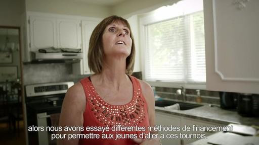 Poursuivez votre route!  - Bridget Duval (Nous jouons tous pour le Canada) - image 4 from the video