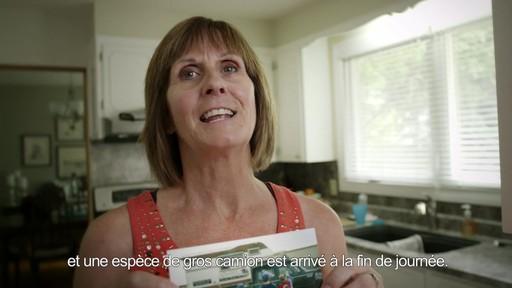 Poursuivez votre route!  - Bridget Duval (Nous jouons tous pour le Canada) - image 5 from the video