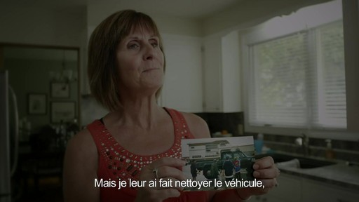 Poursuivez votre route!  - Bridget Duval (Nous jouons tous pour le Canada) - image 6 from the video