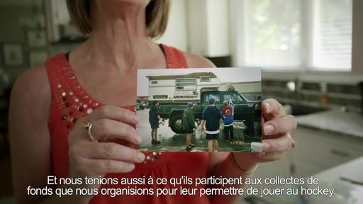 Poursuivez votre route!  - Bridget Duval (Nous jouons tous pour le Canada) - image 7 from the video