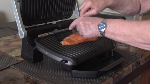 Gril T-Fal OptiGrill – Témoignage de Wendy - image 1 from the video
