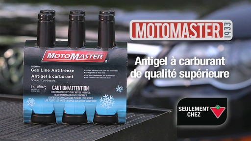 Antigel à carburant MotoMaster qualité supérieure - image 10 from the video