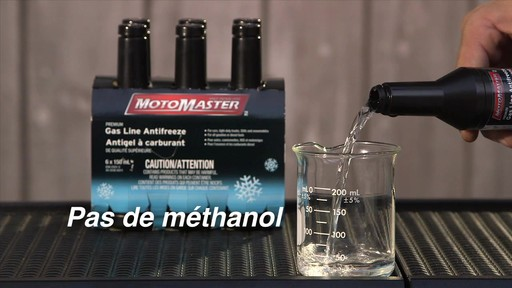 Antigel à carburant MotoMaster qualité supérieure - image 5 from the video