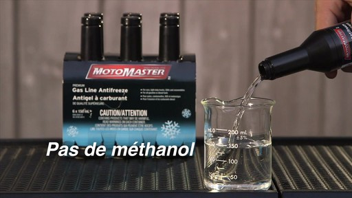 Antigel à carburant MotoMaster qualité supérieure - image 6 from the video