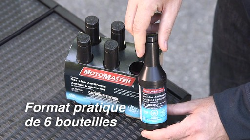 Antigel à carburant MotoMaster qualité supérieure - image 8 from the video